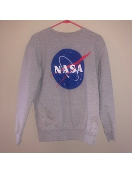 Nasa Crew Neck Sweater by Poshmark