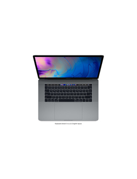 Refurbished 15.4 Inch Mac Book Pro 2.6 G Hz 6 Core Intel Core I7 With Retina Display   Space Gray by Apple