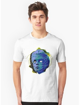 Head Of The Damned Slim Fit T Shirt by Redbubble