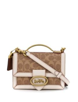 Riley Top Handle 22 Mini Bag by Coach