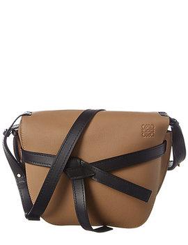 Loewe Gate Leather Shoulder Bag by Loewe