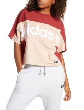 Boxy Tee by Adidas Originals