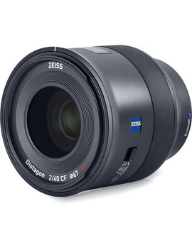 Zeiss Batis 40mm F/2 Cf Lens For Sony E by Zeiss