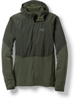 Arc'teryx Aptin Zip Hoodie   Men's by Arc'teryx