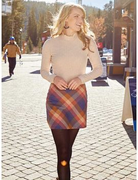 Aleta Skirt by Altar'd State