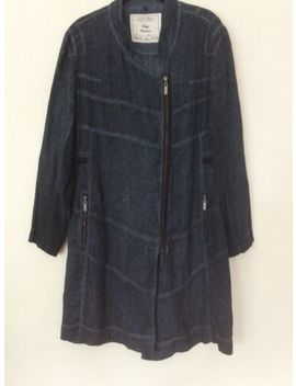 Verge Dress Size M  Linen by Verge