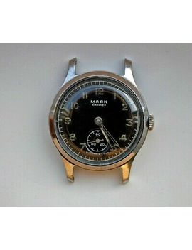 Rare Mayak Raketa Vintage Watch Mechanical Hand Winding 1mchz Ussr by Ebay Seller