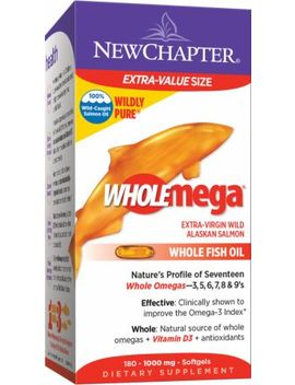 Wholemega by New Chapter