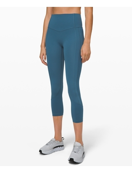 """All The Right Places Crop Ii 23""""Full On™ Luxtreme by Lululemon"""