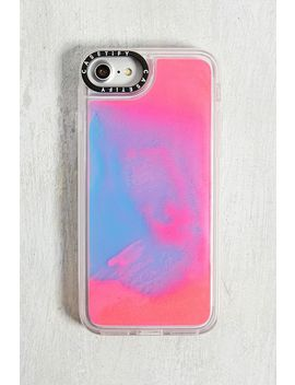 Casetify Neon Sands Hotline Glow In The Dark I Phone 6/6s/7/8 Case by Casetify