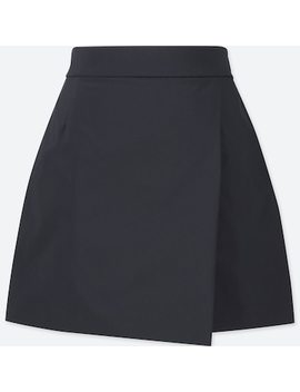 Women Wrap Shorts by Uniqlo
