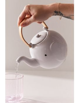Elephant Teapot by Urban Outfitters