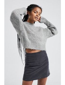 Uo Balloon Sleeve Sweater by Urban Outfitters