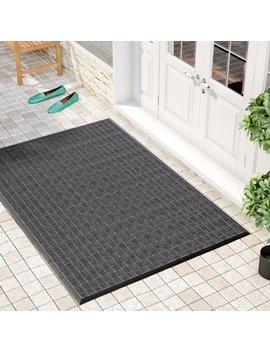 Bardwell Non Slip Outdoor Door Mat by Sol 72 Outdoor