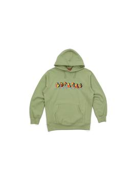 Supreme Blade Whole Car Hooded Sweatshirt Sage by Stock X