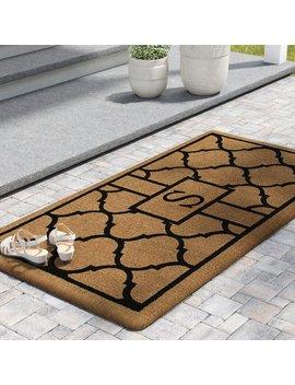 Goshen Outdoor Door Mat by Sol 72 Outdoor