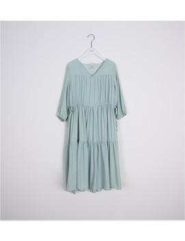 Viola Long Dress by Twee