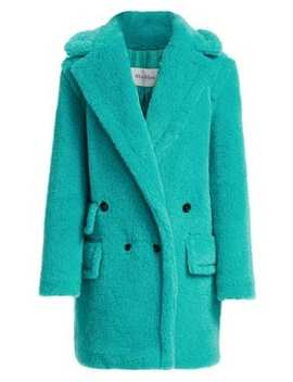 Adenia Wool & Cashmere Teddy Coat by Max Mara