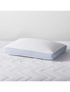 Cool Touch Memory Foam Bed Pillow (Standard/Queen)   Made By Design™ by Made By Design