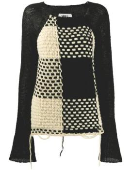 Loose Knit Sweater by Mm6 Maison Margiela