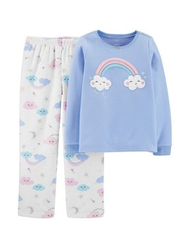 Girls 4 14 Carter's 2 Piece Snug Fit P Js by Carters