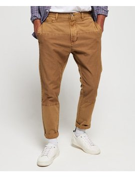 Taper Work Pants by Superdry