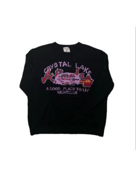 Nightclub Black Friday 2019 Atlanta Knitted Sweater by Japanese Brand  ×  Awge  ×