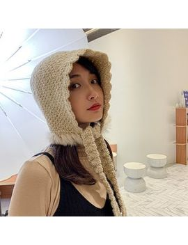 Combon   Knit Ear Warmer by Combon