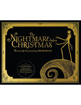 The Nightmare Before Christmas (B&N Exclusive Edition) by Tim Burton
