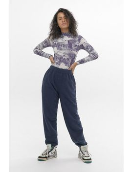 Iets Frans... Navy Terry Jogger Pant by Iets Frans...