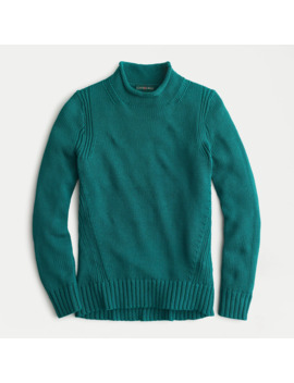 Women's 1988 Rollneck™ Sweater In Cotton by J.Crew