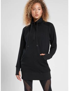 Cozy Karma 1/4 Zip Dress by Athleta