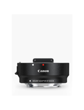 Canon Mount Adapter Ef Eos M With Removable Tripod Mount by Canon