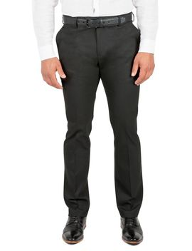 Diamond Pattern Slim Fit Pants by Kenneth Cole Reaction