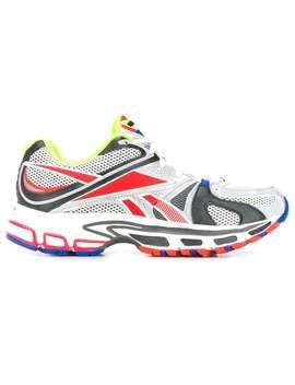 Vetements          Vetements X Reebok Spike 200 Sneakers Yellow by Vetements