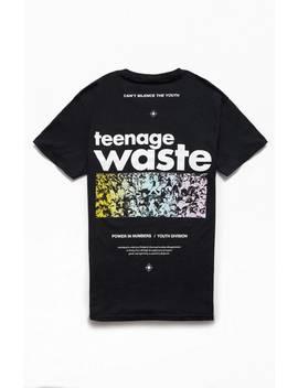 Pac Sun Teenage Waste T Shirt by Pacsun