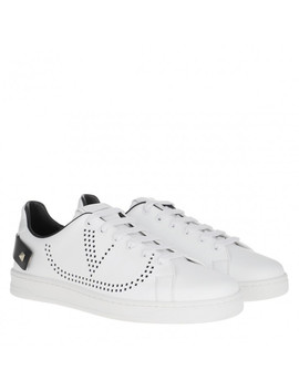 V Low Sneaker White by Valentino