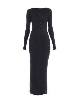 Langes Kleid by Yohji Yamamoto