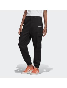 High Waisted Cargo Pants by Adidas