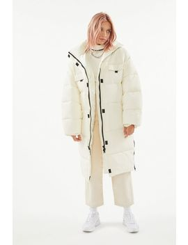Uo Tina Oversized Puffer Coat by Urban Outfitters