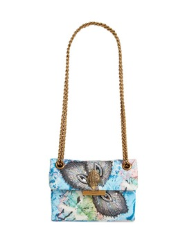 Mini Kensington X Embellished Crossbody Bag by Kurt Geiger London