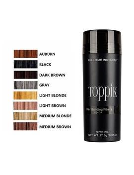 Fashion Unisex 9 Colors Hair Building Fibers Hair Growth Powder 27.5g by Wish