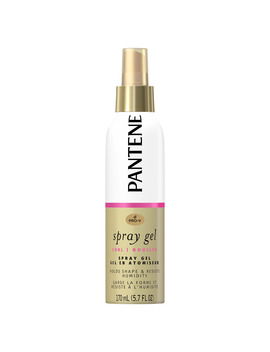 Pantene Pro V Curl Spray Gel To Hold Shape & Resist Humidity, 5.7 Fl Oz by Pantene