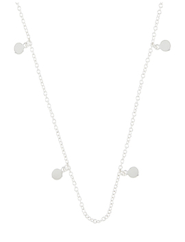Discy Chain Pendant Necklace by Accessorize