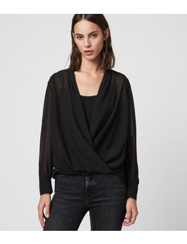 Adrianna Top by Allsaints