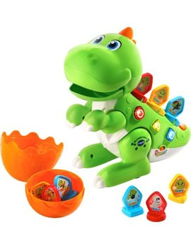 Mix & Match A Saurus Toddler Toy by V Tech