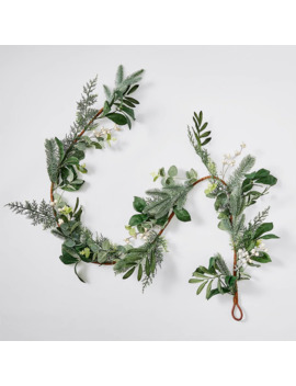 Garland Wreath by Target
