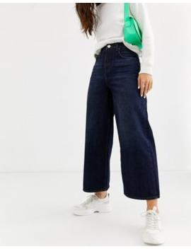 Asos Design – Premium – Svartblå Vida Jeans by Asos Design
