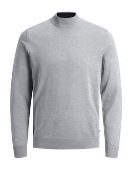 Fast Mock Neck Premium Sweater by Jack & Jones
