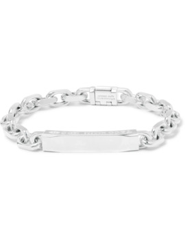 Tiffany 1837 Makers Sterling Silver I.D. Chain Bracelet by Tiffany & Co.